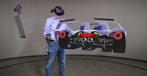 Ford collaborates with Gravity Sketch on virtual car design
