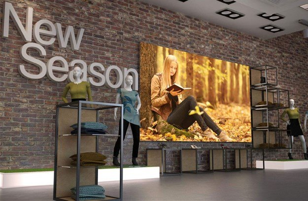 Scan Display's new, improved fabric lightbox