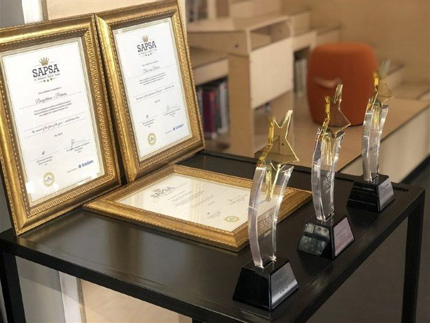 Winners of the 2019 SA Professional Services Awards