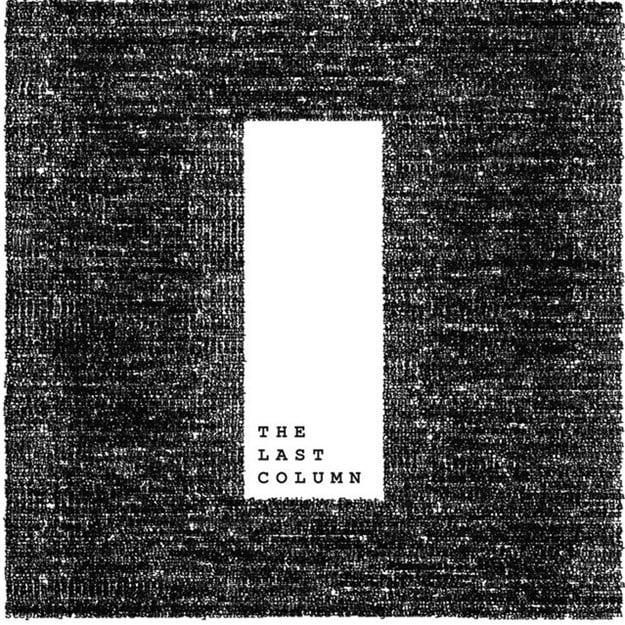 The Last Column book cover.