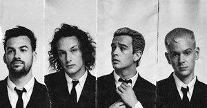 The 1975 is first international headline act for Rocking the Daisies