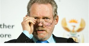 Minister of Trade and Industry, Rob Davies