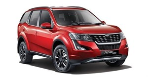 Testing the Mahindra XUV 500 W10