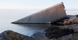 Snøhetta completes Europe's first underwater restaurant in Norway