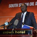 Ezekiel Gatkuoth, South Sudan's petroleum minister