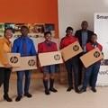 AppCentrix donates laptops to Gauteng schools