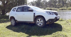 Getting down with the all-new Renault Duster 4X4