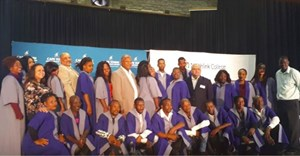 CTIA skills development programme sees 45 graduate with house building skills