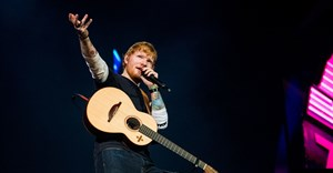Ed Sheeran stuns at Cape Town Stadium