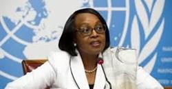 Dr Matshidiso Moeti, WHO regional director for Africa