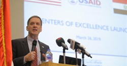 USAID launches 3 Centres of Excellence to build links between Egyptian, US universities