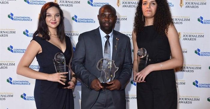 Congratulations to the 2019 Pan African Re/Insurance Journalism Awards winners! Katya Stead @katyalebeque (South Africa), @TheAlushula (Kenya) @BSarabetty (Morocco).