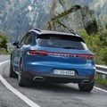 The new Porsche Macan: Agile and efficient