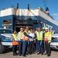 Ford exports vehicles from Port Elizabeth to Europe