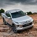 Now tougher than ever, the new Mitsubishi Triton