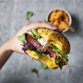 Nestlé bets on plant-based food with new burger products