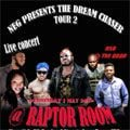 Marcus Vision and friends live at the Raptor Room