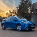 Toyota Prius gets upgraded