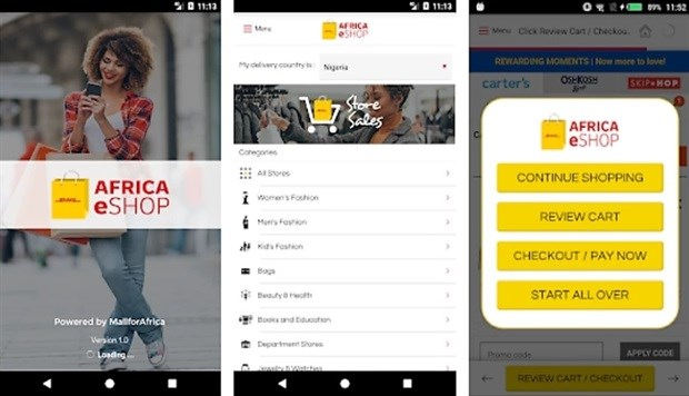 DHL launches Africa eShop, connecting global brands with African shoppers