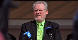 Trade and industry minister Rob Davies. Image source: