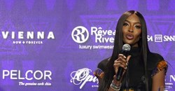 #CNILux: Models of colour are not a trend, we are here to stay - Naomi Campbell