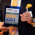 Jungheinrich again honoured as 'Beste Logistik Marke'