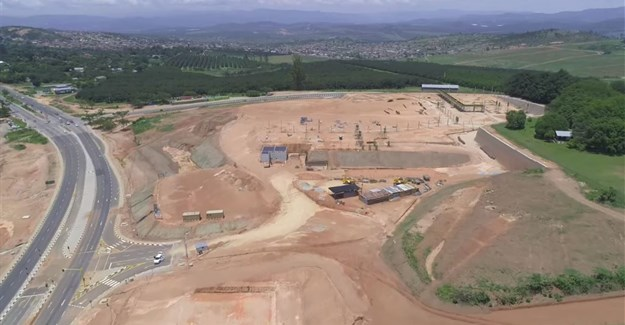 Phase one of White River Crossing development nearing completion