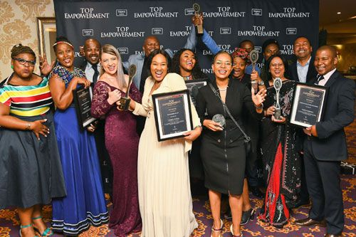 Annual Top Empowerment winners lead SA's transformation