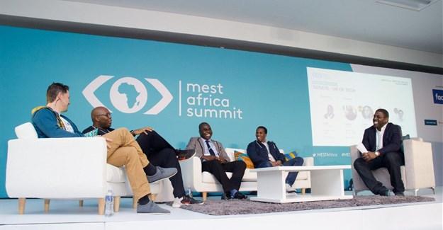 MEST Africa Summit.