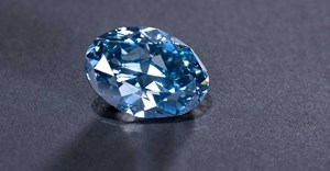 20-carat Okavango Blue diamond unveiled