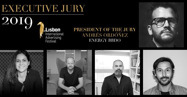 Lisbon International Advertising Festival announces executive jury