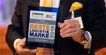 Jungheinrich again honoured as 'Beste Logistik Marke'