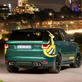 Land Rover SA goes (Springbok) green