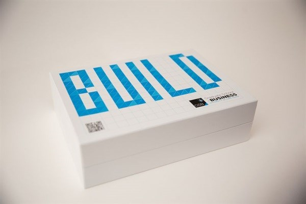 'Build': An artistic collaboration by UCT Graduate School of Business with Faatimah Mohammed-Luke