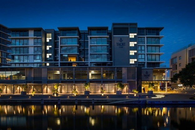 Amdec Group unveils R1.5bn Yacht Club in Cape Town