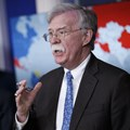 US National Security Advisor John Bolton sees China as a threat to Washington in Africa. EPA-EFE/Shawn Thew