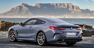 Thrilling driving dynamics: The all new BMW 840 Coupe
