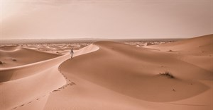 Should we turn the Sahara Desert into a huge solar farm?