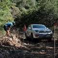 Test your 4x4 driving skills in the Spirit of Africa