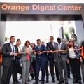 Orange Digital Centre opening in Tunisia.