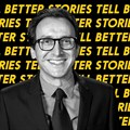 Loeries CEO Andrew Human encourages everyone to tell better stories.