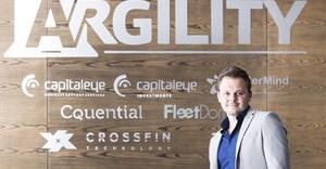 Marko Salic, CEO of Argilty