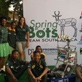 SA Springbots make their mark at FIRST Robotics World Championships