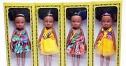 Meshack Mulaudzi is giving African children positive representation through toys