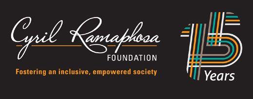 15th anniversary of Cyril Ramaphosa Foundation