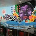 #Indaba2019: Indaba unveils giant mural