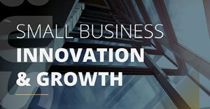 Small business innovation and growth