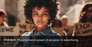 Sign up for our webinar | The emotional power of purpose in advertising - the pitfalls and potential