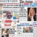 Newspapers ABC Q1 2019: Marginal declines