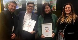 Best in global visual merchandising awarded